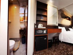 Lander Hotel Prince Edward Hong Kong - Gästezimmer