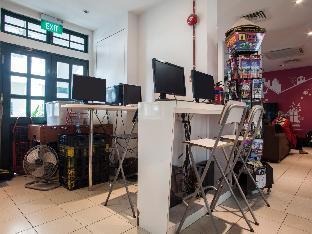 Interior Footprints Hostel (SG Clean Certified)