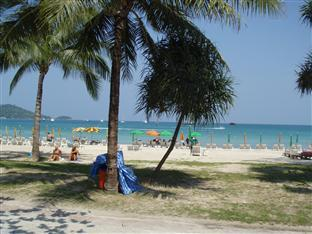 JJ&J Patong Beach Hotel Phuket - Ympäristö