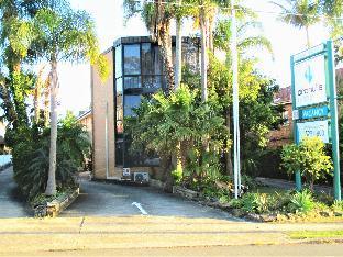 Hotell Cronulla Motor Inn  i Sydney, Australien
