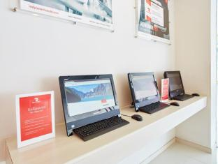 Red Planet Hotel Patong Phuket - Internet Corner