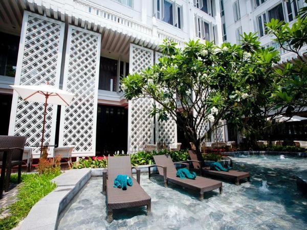 泰国曼谷华张喜来得酒店(Hua Chang Heritage Hotel) 泰国旅游 第3张