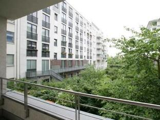 Berlin Rooms Apartment Heinrich-Heine-Platz Berlin - Balkon/Teras