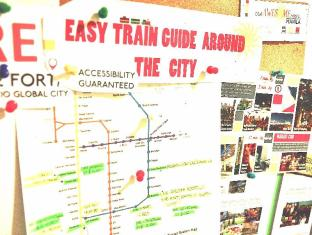 Our Awesome Hostel Manila - Easy Train Guide