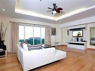 Emerald Palace - Serviced Apartment Pattaya - Lounge Area