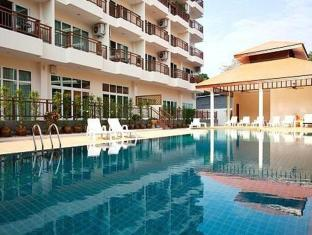 Emerald Palace - Serviced Apartment Pattaya - Swimming Pool