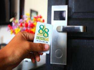 88 Hotel Phuket - Room key card