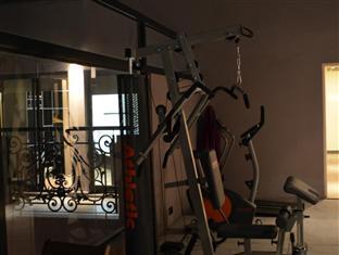 Las Cepas Hotel de Cata & Relax Buenos Aires - Outdoor Fitness Area