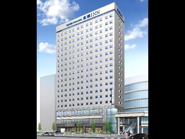 東横イン 富山駅新幹線口2