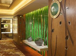 Beverly Plaza Hotel Macao - Hotellet indefra