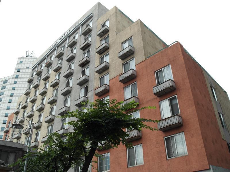 South Korea-회기 코업 레지던스 (Hoegi Coop Residence)