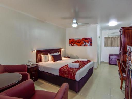 Quality Inn Marco Polo PayPal Hotel Mackay