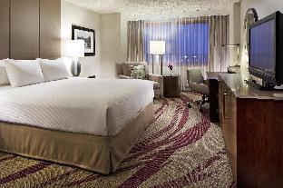 room of Hilton Long Beach