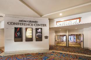 Interior MGM Grand Hotel and Casino