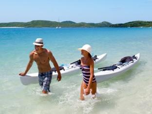 Hamilton Island Beach Club Resort Îles Whitsunday - Plage