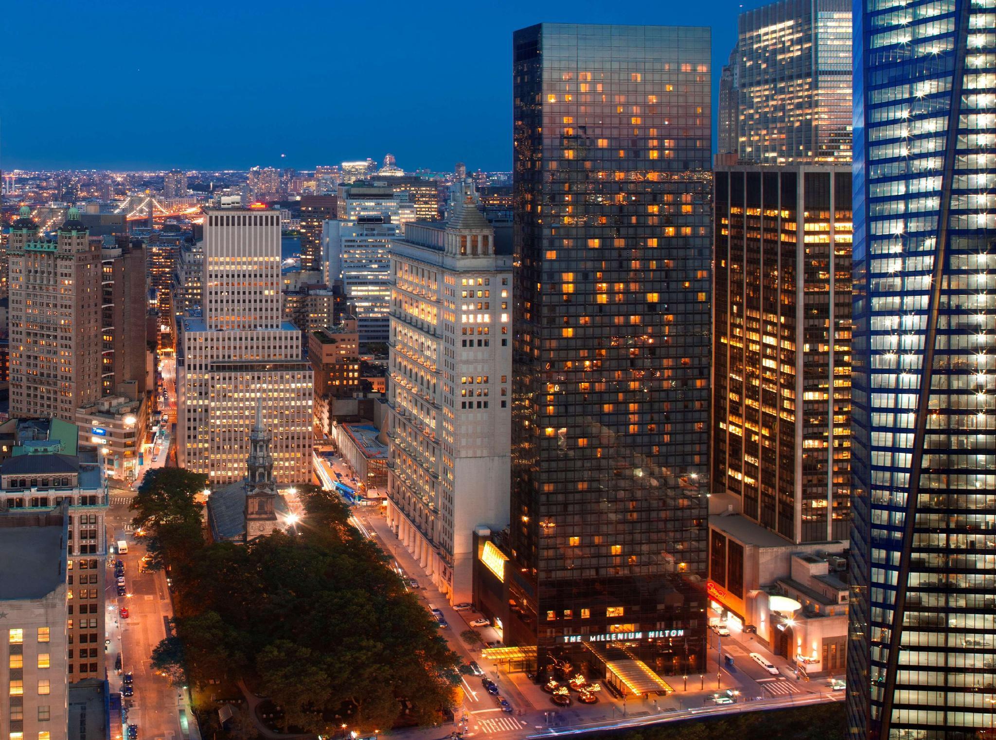 Millennium Hilton New York Downtown image