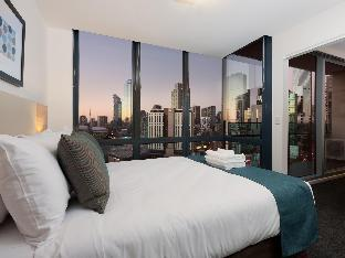 Review Melbourne Short Stay Apartments MP Deluxe Melbourne AU