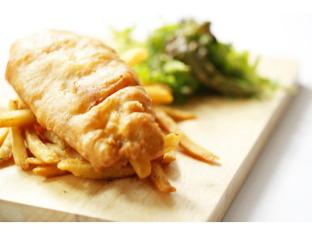 BIG Hotel Singapore - Fish & Chips