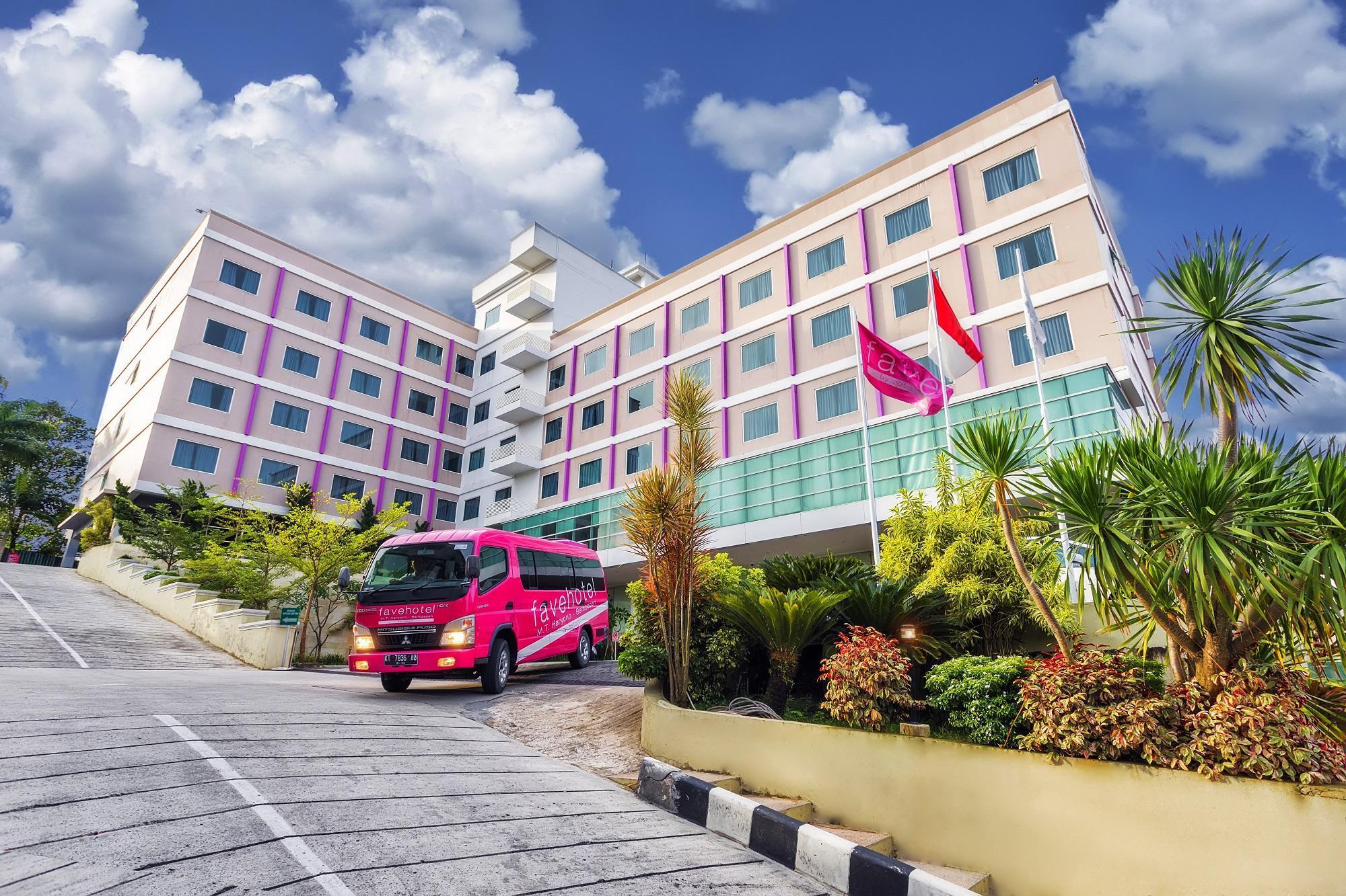 Favehotel MT. Haryono - Balikpapan Balikpapan Indonesia