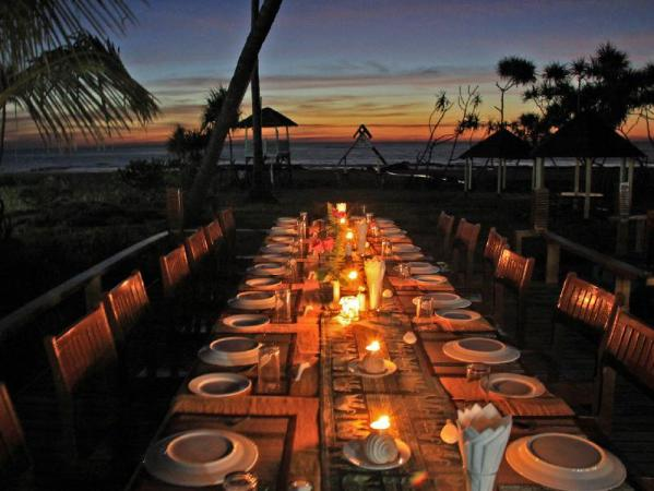 Silver View Resort Ngwesaung Beach
