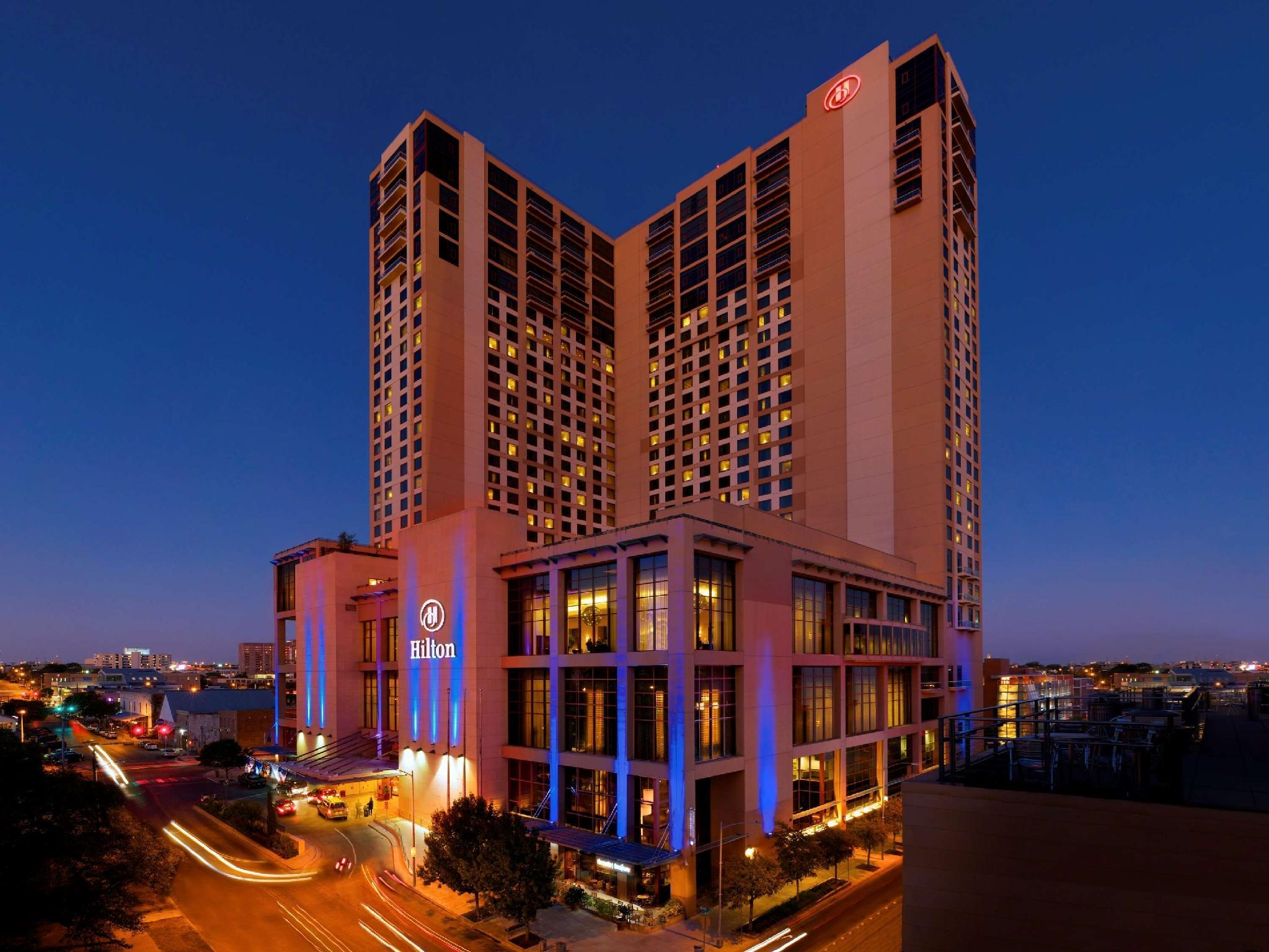 Hilton Austin image
