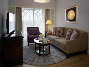 Ambassador Row Serviced Suites by Lanson Place Kuala Lumpur - Living Area