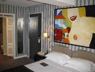 Hotel Jardin de l'Odeon Paris - Guest Room