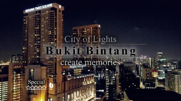 A3 Fairlane Residence -City Center at BukitBintang