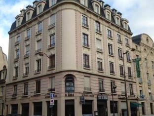 Hotel Bristol Metz Centre Gare
