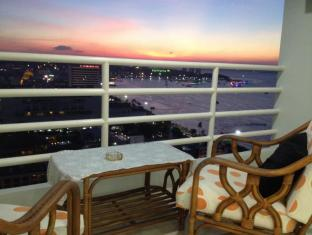 View Talay 6 Pattaya Beach Condominium by Honey Pattaya - View