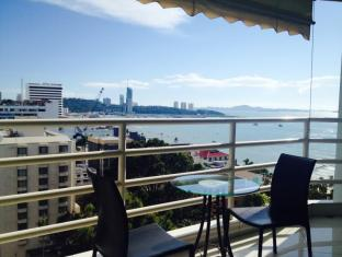 View Talay 6 Pattaya Beach Condominium by Honey Pattaya - Sea view South Pattaya