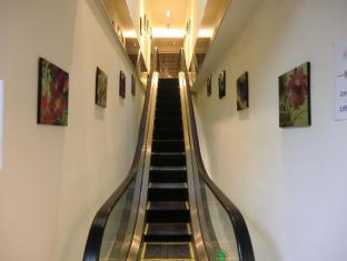 If Inn Taipeh - Eingang