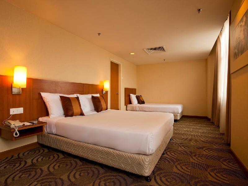 シティホテル エクスプレス クアラルンプール