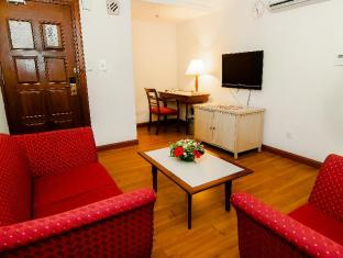 The Zon All Suites Residences On The Park Hotel Kuala Lumpur - 1 Bedroom Executive - Living Room