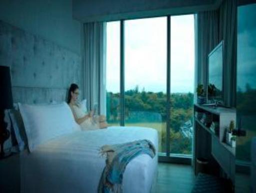 Pan Pacific Serviced Suites Beach Road, Singapore hotel accepts paypal in Singapore