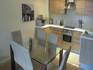 Max Serviced Apartments Glasgow Olympic House Glasgow - Kitchen
