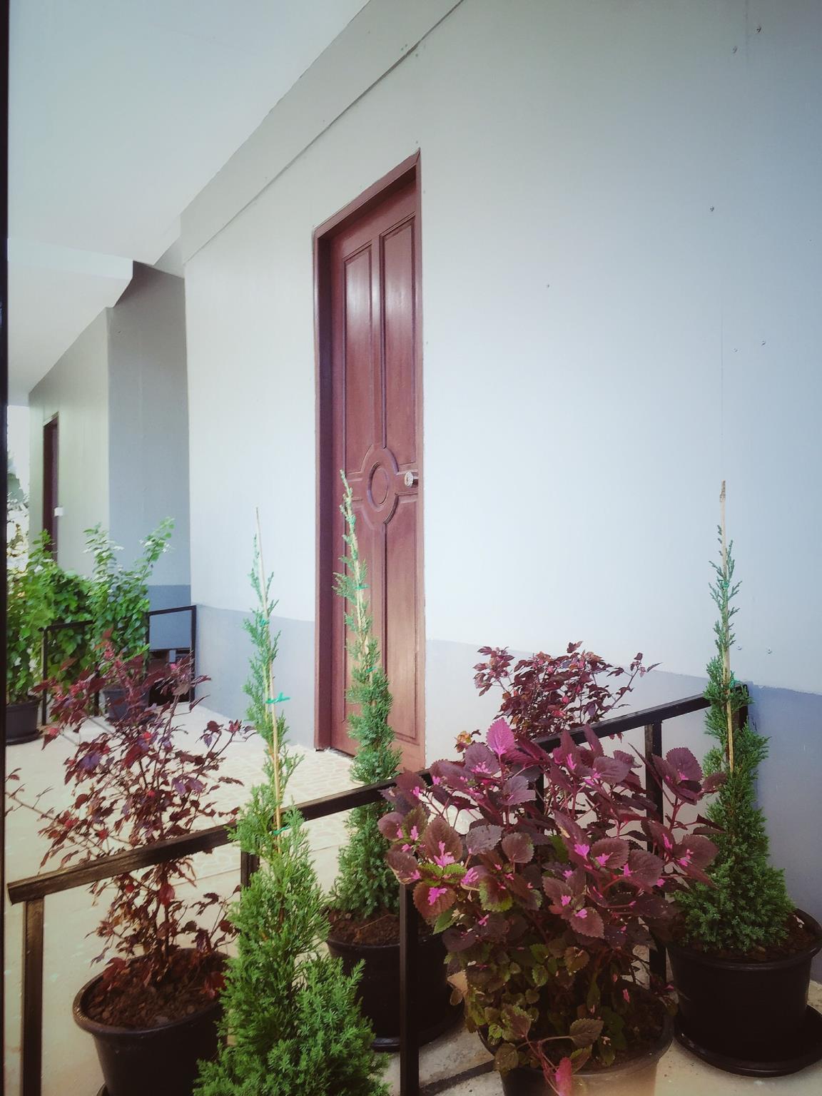 สตูดิโอ บ้าน 1 ห้องน้ำส่วนตัว ขนาด 13 ตร.ม. – สังขละบุรี
