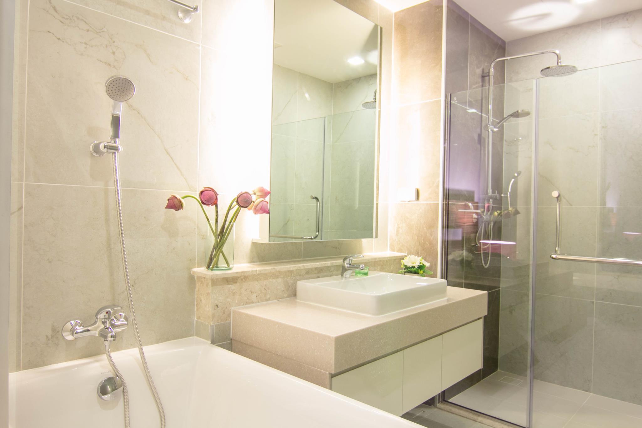 ,อพาร์ตเมนต์ 1 ห้องนอน 1 ห้องน้ำส่วนตัว ขนาด 45 ตร.ม. – ช้างคลาน