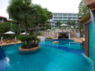 Chanalai Flora Resort, Kata Beach Phuket - Swimming Pool