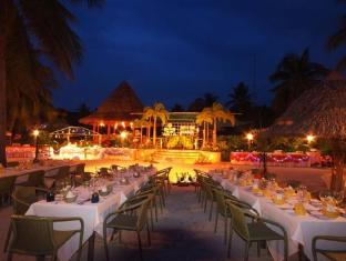 Badian Island Wellness Resort Badian - Beach Area Dinner Venue
