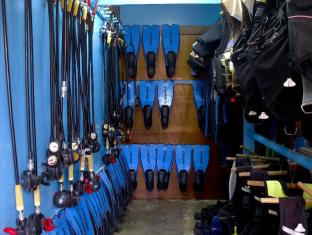 Badian Island Wellness Resort Badian - Diving Equipment