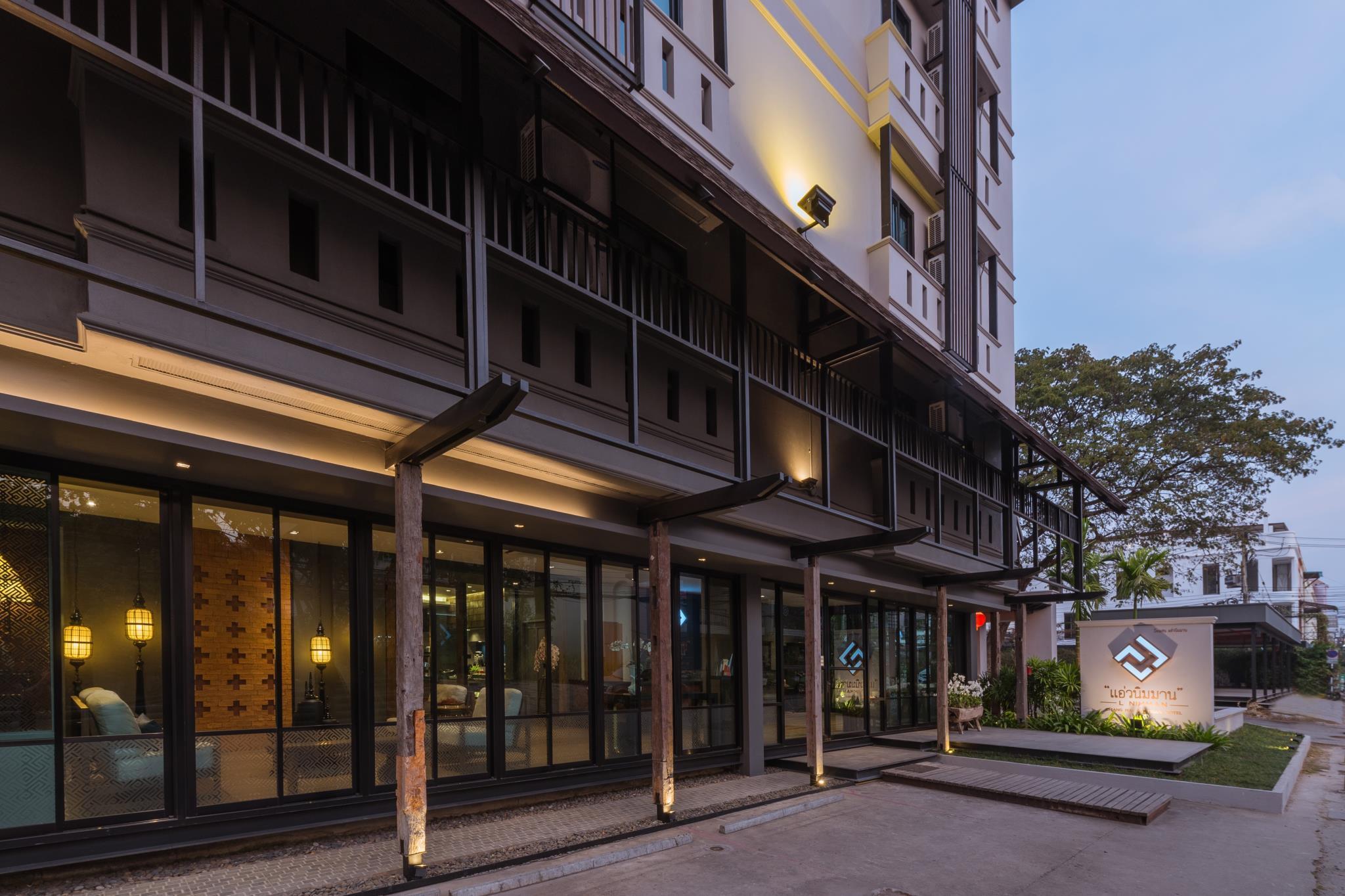 ,L Nimman Boutique Hotel