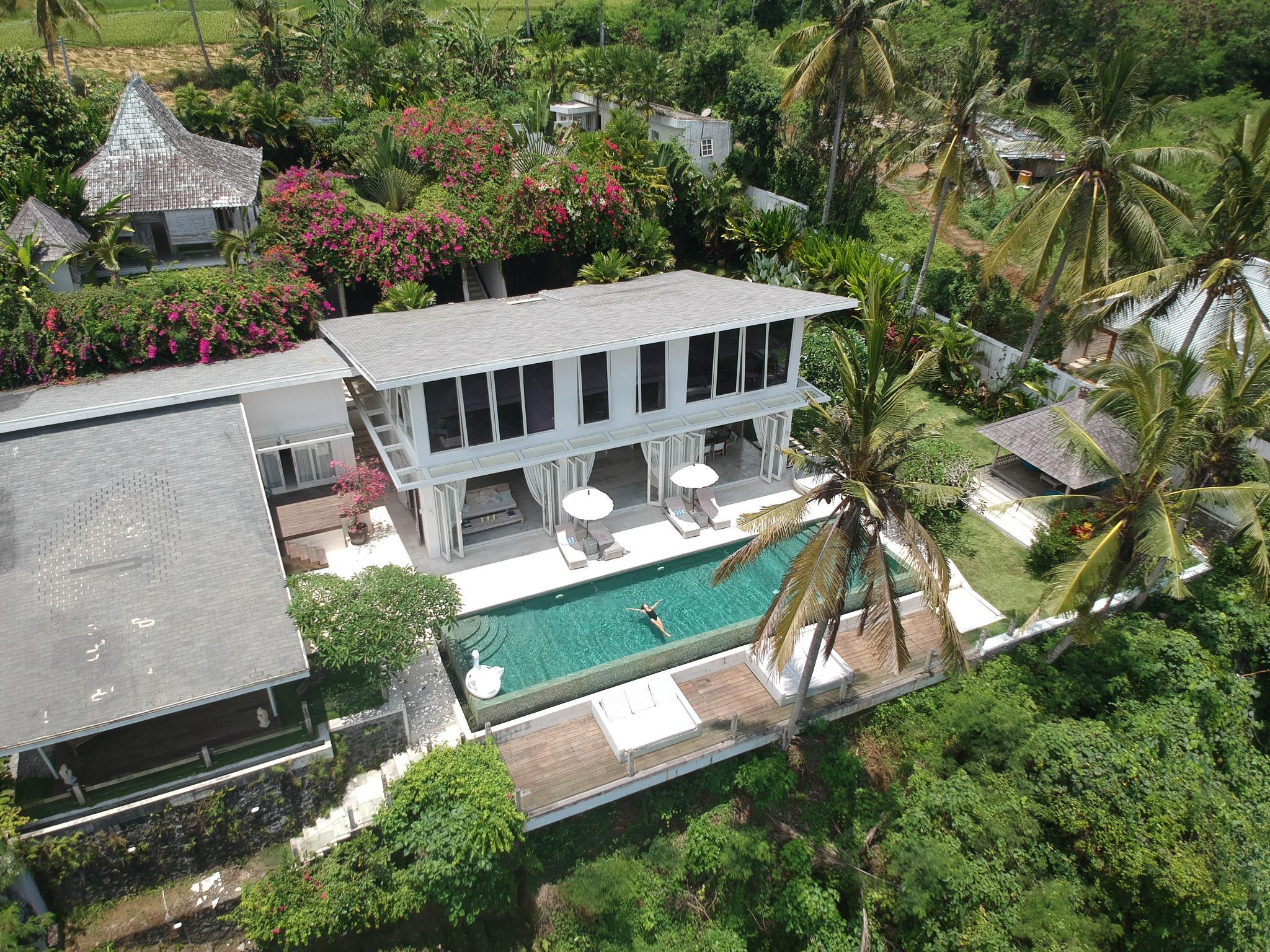 Villa Santai -- Luxury Retreat by Serene Riverside