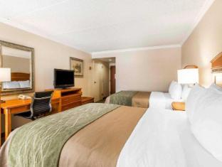 room of Comfort Inn Anaheim Resort