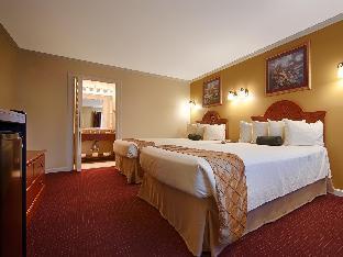 Front view of Best Western Acadia Park Inn