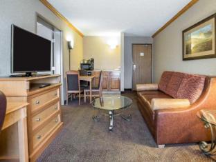 room of Quality Inn & Suites Casper near Event Center