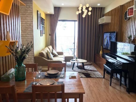 Luxury Apartment 2BR in Masteri Thao Dien