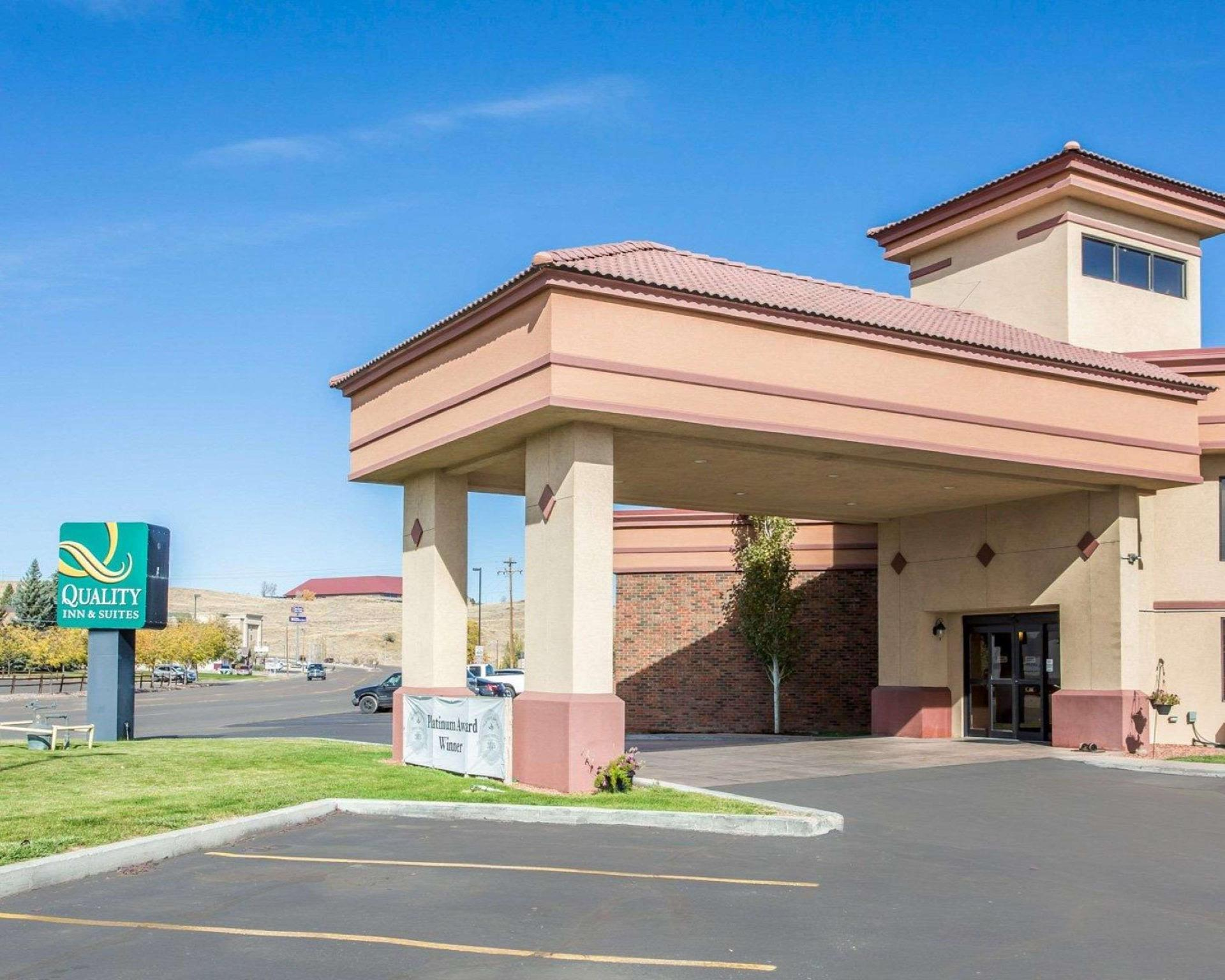 Quality Inn & Suites Casper near Event Center image