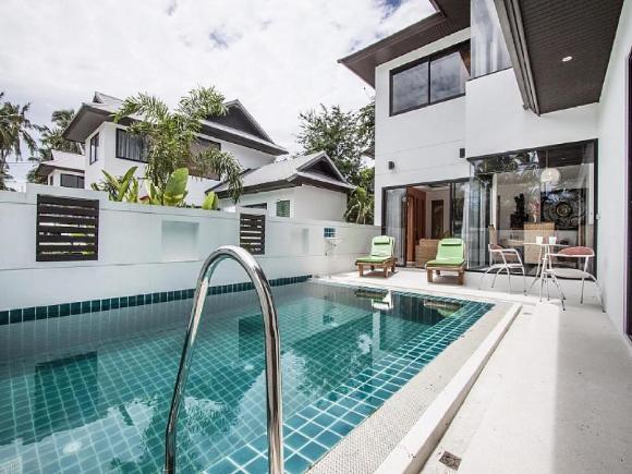 3 Bedroomed Villa - Walk to Ban Tai Beach (11)