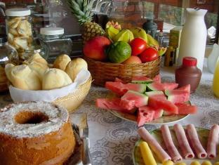 Vila Casanova Bed And Breakfast Río de Janeiro - Buffet